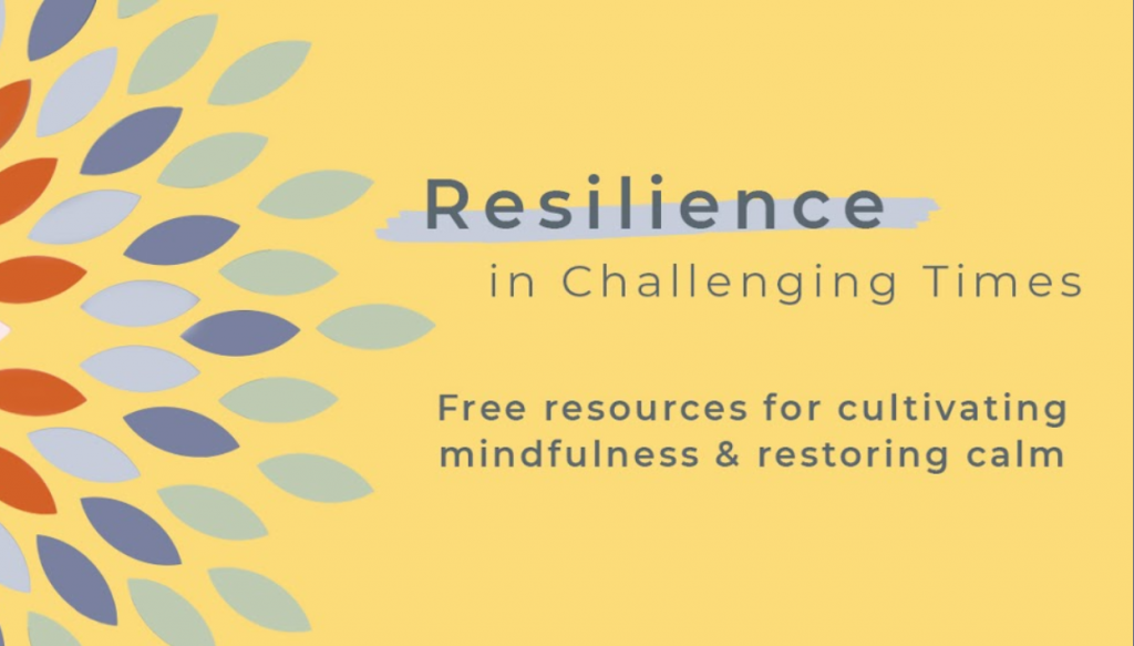 Mindfulness tips and resources