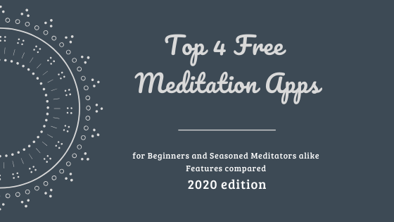 4 Free meditation apps