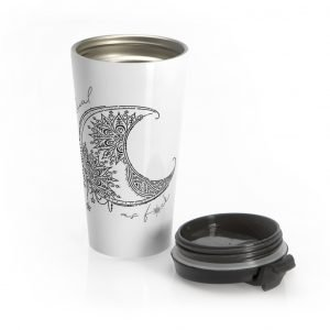 travel drinkware- water bottles, mugs and can holders